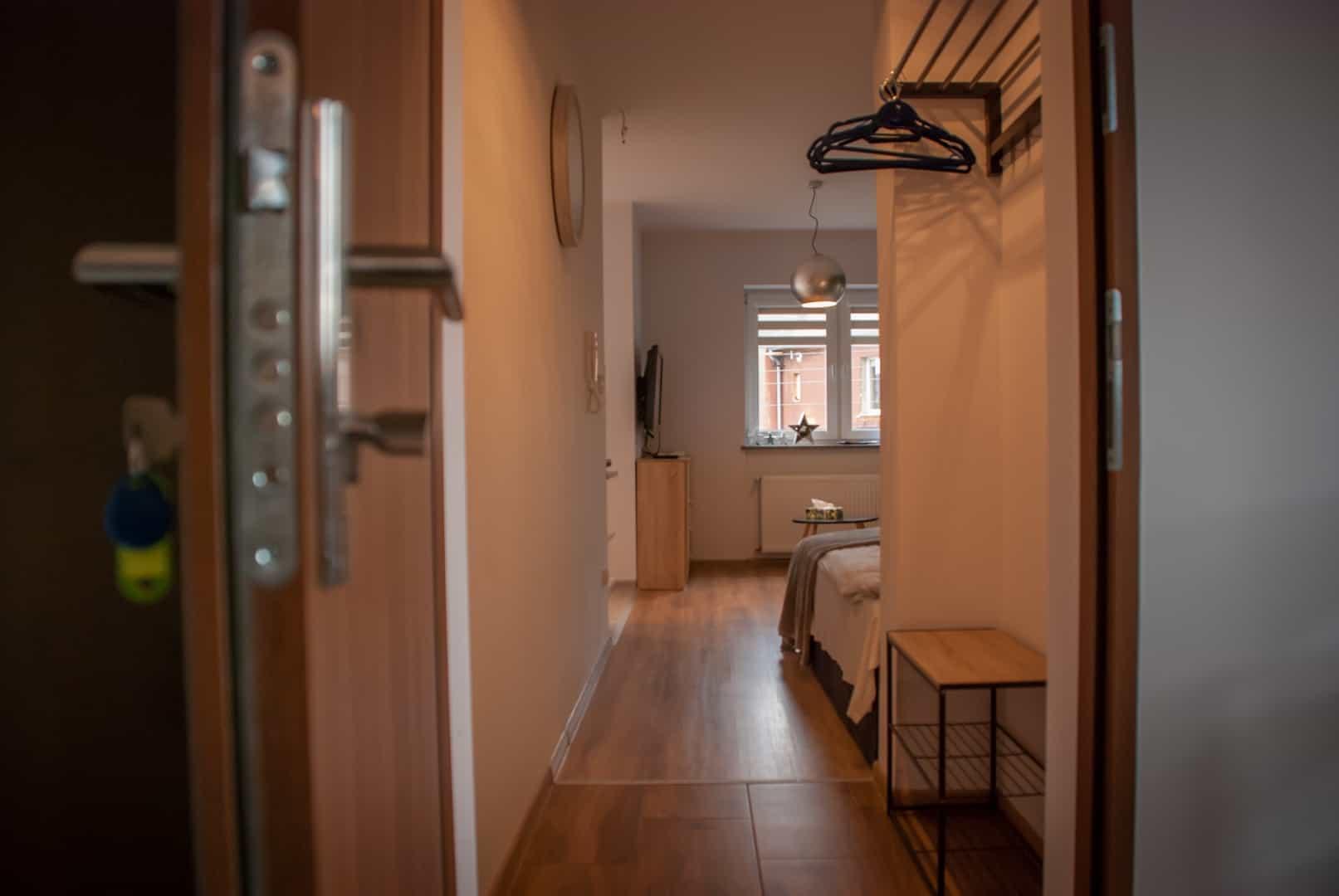Komfortowy układ mieszkania